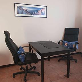 studio dello psicologo Paolo Oliva presso gli Studi Pegaso all'Arcella, Padova (3)